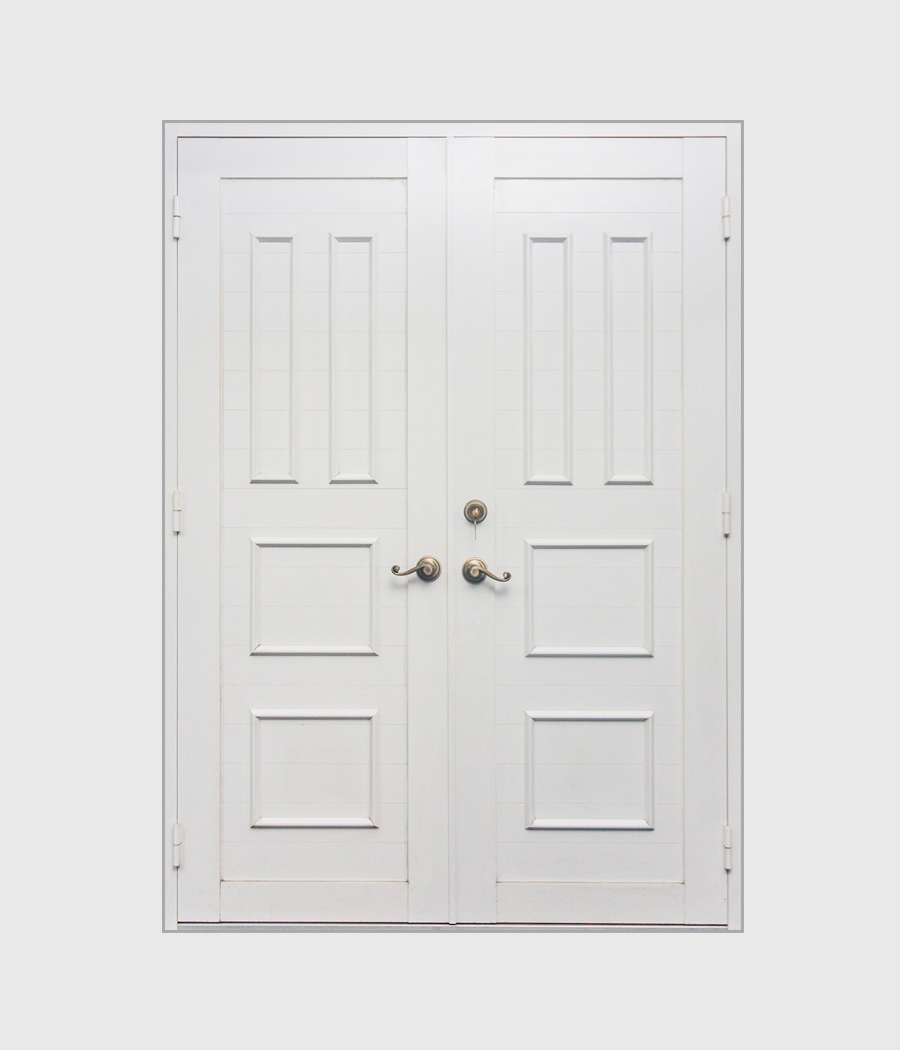 Solid Core Swing Door