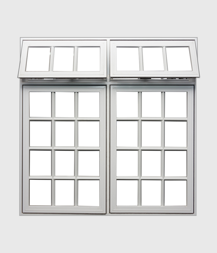 Aluminium Casement Projection Window